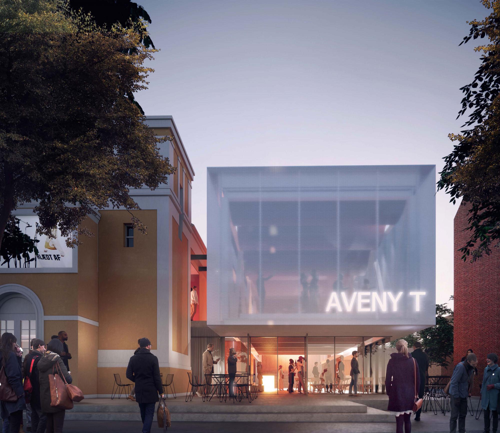 1. Præmie - Aveny-T