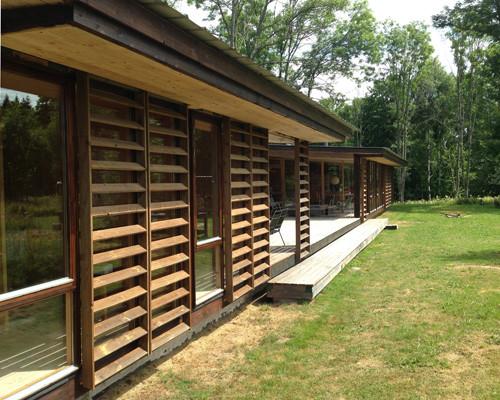 Arkitektens eget Sommerhus